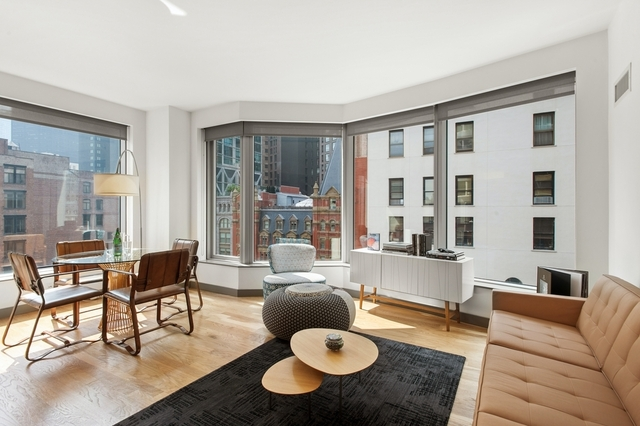 1 Bedroom, Financial District Rental in NYC for $5,187 - Photo 1