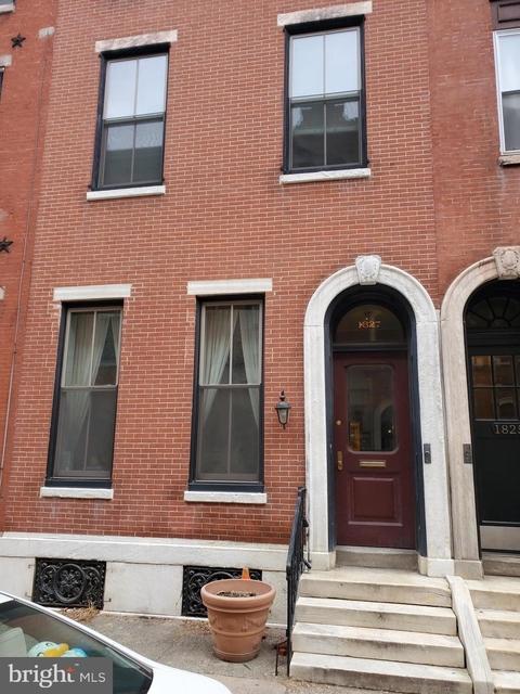 1 Bedroom, Rittenhouse Square Rental in Philadelphia, PA for $1,600 - Photo 1