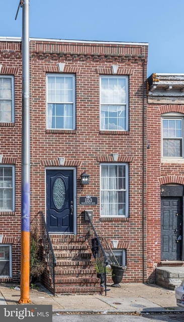 3 Bedrooms, Washington Village Rental in Baltimore, MD for $2,100 - Photo 1
