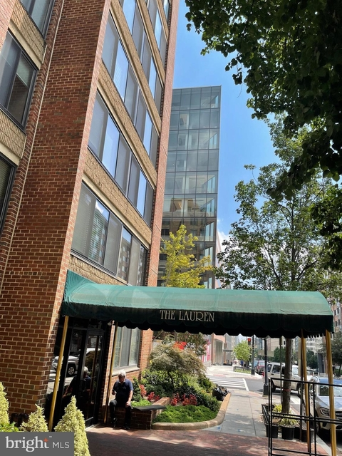 Studio, Connecticut Avenue - K Street Rental in Washington, DC for $1,825 - Photo 1