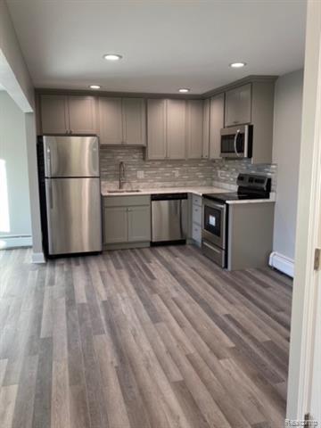1 Bedroom, Lafayette Park Rental in Detroit, MI for $1,350 - Photo 1