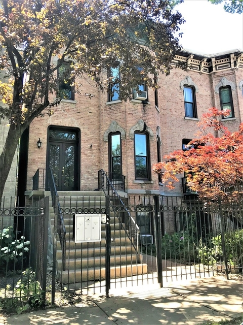 2 Bedrooms, Tri-Taylor Rental in Chicago, IL for $1,600 - Photo 1