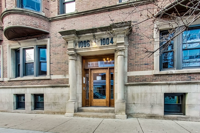 1 Bedroom, Lakeview Rental in Chicago, IL for $1,800 - Photo 1