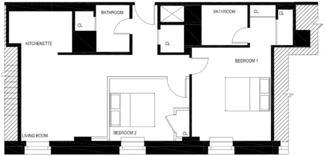 2 Bedrooms, Koreatown Rental in NYC for $5,800 - Photo 1