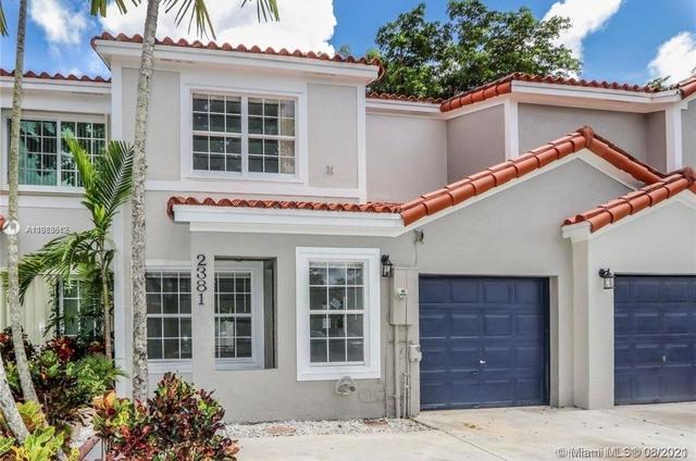 3 Bedrooms, Lakeshore at University Park Rental in Miami, FL for $3,299 - Photo 1