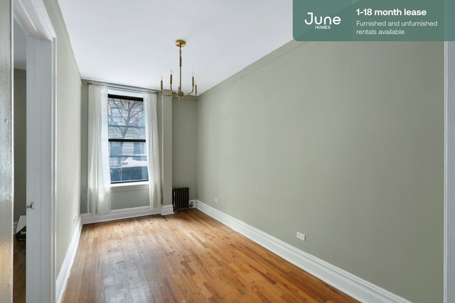 Listing at 15 W 107