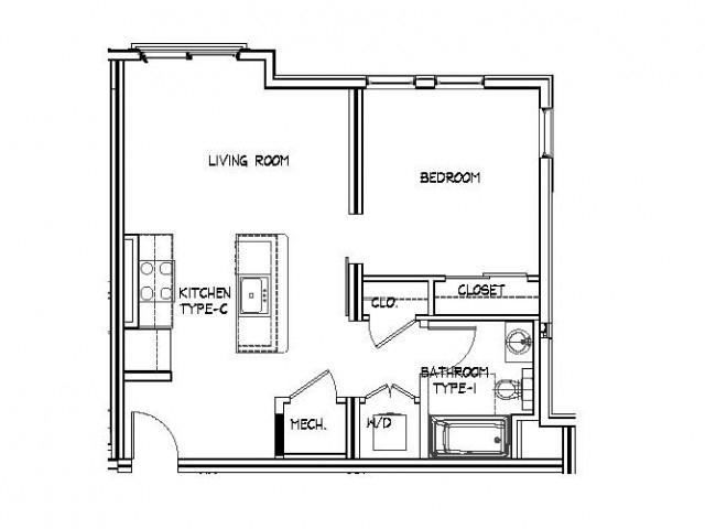 1 Bedroom, Allston Rental in Boston, MA for $2,770 - Photo 1