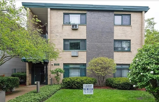 2 Bedrooms, Evanston Rental in Chicago, IL for $1,600 - Photo 1
