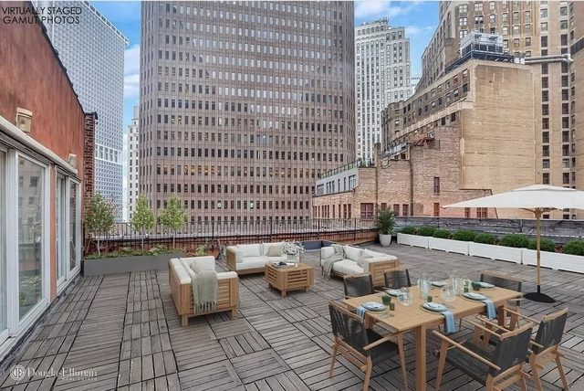 4 Bedrooms, Financial District Rental in NYC for $13,500 - Photo 1