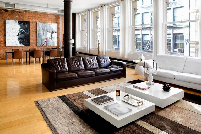 2 Bedrooms, SoHo Rental in NYC for $17,500 - Photo 1