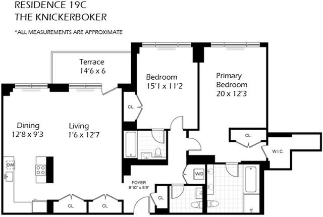 2 Bedrooms, Upper East Side Rental in NYC for $8,500 - Photo 1