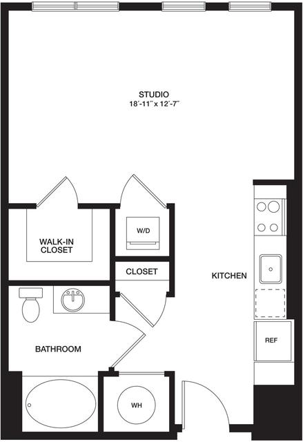 Studio, Cambridge Highlands Rental in Boston, MA for $2,530 - Photo 1
