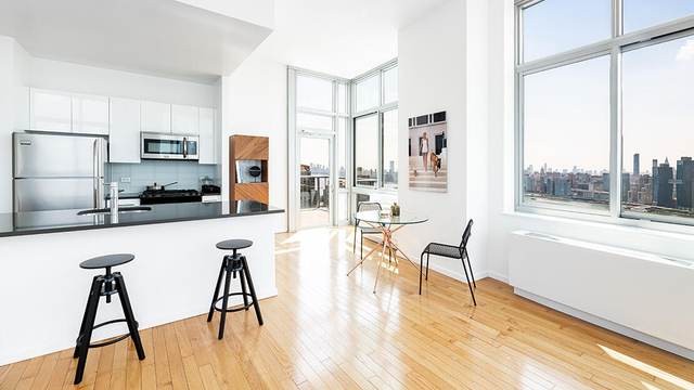 2 Bedrooms, Hunters Point Rental in NYC for $6,200 - Photo 1