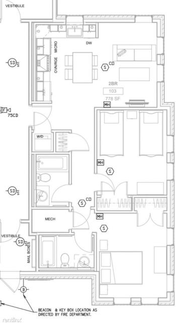 2 Bedrooms, Oak Square Rental in Boston, MA for $2,850 - Photo 1