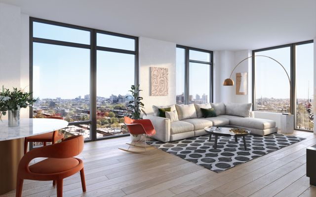 2 Bedrooms, Prospect Heights Rental in NYC for $5,850 - Photo 1