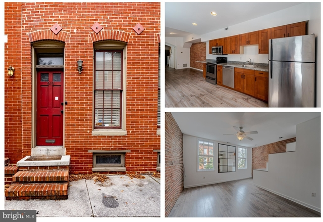 2 Bedrooms, Sharp Leadenhall Rental in Baltimore, MD for $2,000 - Photo 1