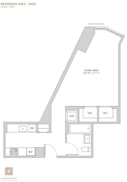 Studio, Gowanus Rental in NYC for $2,875 - Photo 1