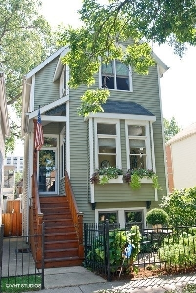 3 Bedrooms, Bucktown Rental in Chicago, IL for $5,250 - Photo 1