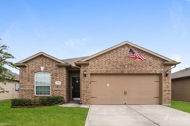 3 Bedrooms, Northeast Harris Rental in Houston for $1,599 - Photo 1