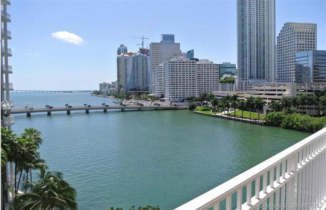 3 Bedrooms, Brickell Key Rental in Miami, FL for $7,500 - Photo 1