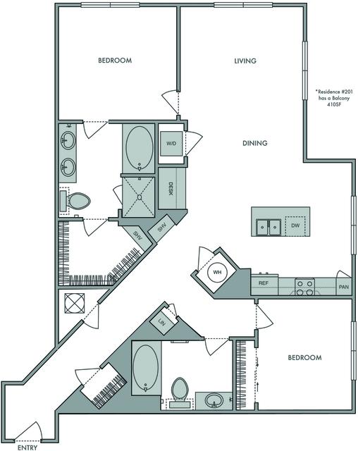 2 Bedrooms, North Cambridge Rental in Boston, MA for $3,616 - Photo 1
