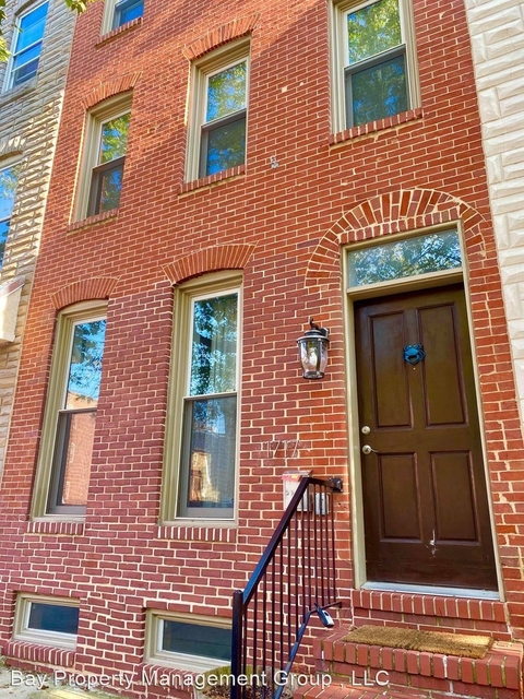 3 Bedrooms, Fells Point Rental in Baltimore, MD for $2,600 - Photo 1