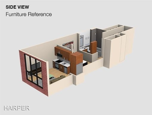 1 Bedroom, U Street - Cardozo Rental in Washington, DC for $1,730 - Photo 1