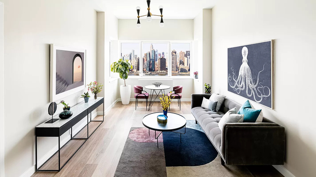2 Bedrooms, Hunters Point Rental in NYC for $6,492 - Photo 1