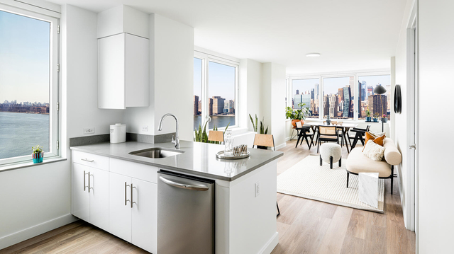 2 Bedrooms, Hunters Point Rental in NYC for $6,150 - Photo 1