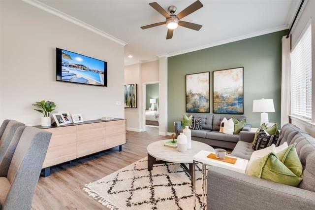 2 Bedrooms, Justin-Roanoke Rental in Denton-Lewisville, TX for $2,211 - Photo 1