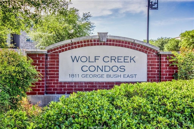 1 Bedroom, Wolf Pen Creek District Rental in Bryan-College Station Metro Area, TX for $995 - Photo 1