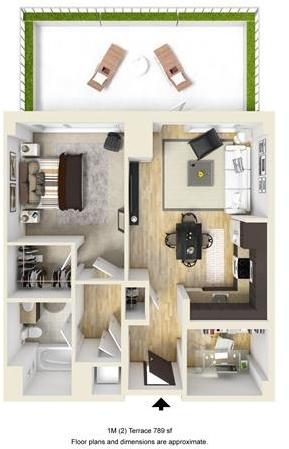 1 Bedroom, West Fens Rental in Boston, MA for $4,675 - Photo 1
