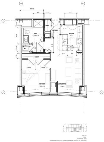 1 Bedroom, West Fens Rental in Boston, MA for $4,647 - Photo 1