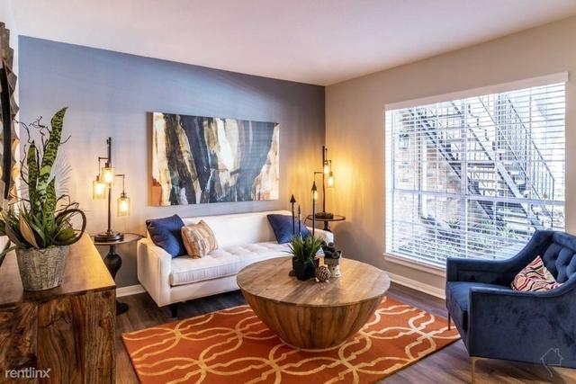 1 Bedroom, Barkley Square South Rental in Houston for $969 - Photo 1