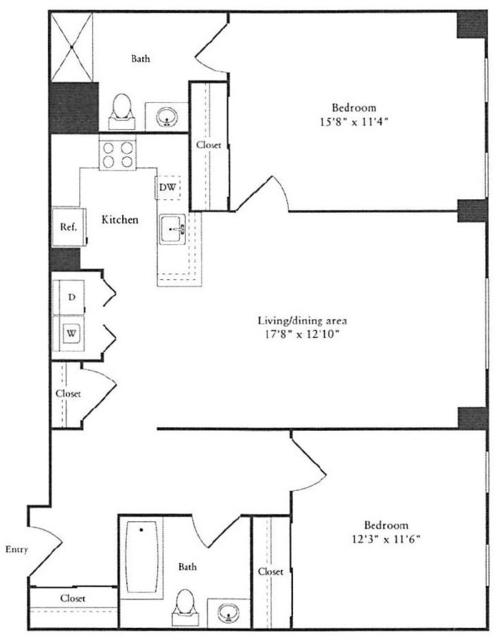 2 Bedrooms, North Cambridge Rental in Boston, MA for $3,321 - Photo 1