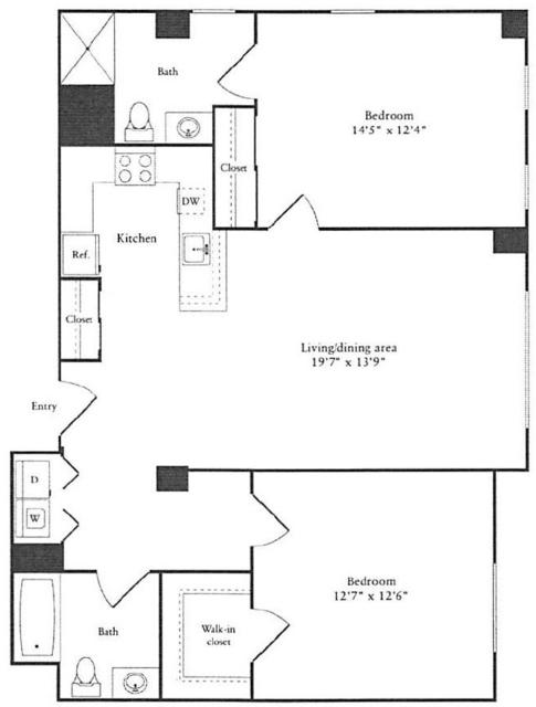 2 Bedrooms, North Cambridge Rental in Boston, MA for $3,431 - Photo 1