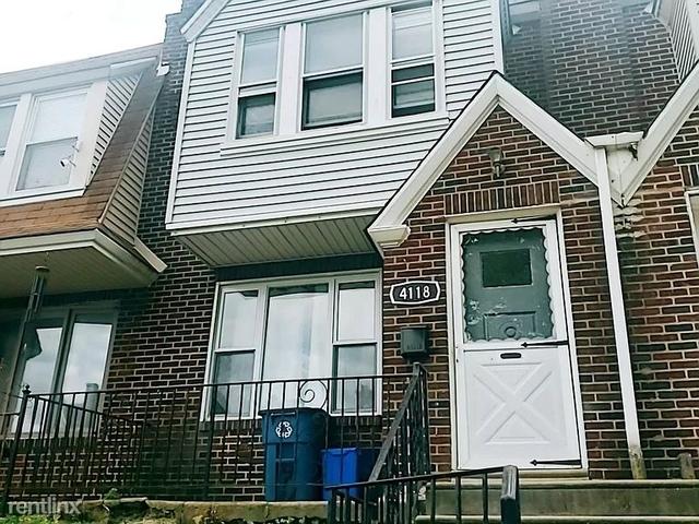 3 Bedrooms, Tacony - Wissinoming Rental in Philadelphia, PA for $1,400 - Photo 1