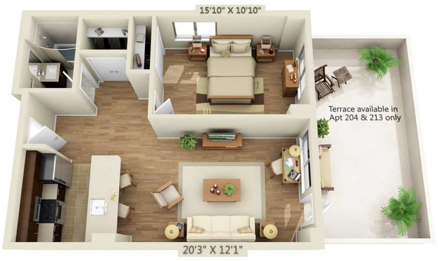 1 Bedroom, Chelsea Rental in NYC for $6,079 - Photo 1