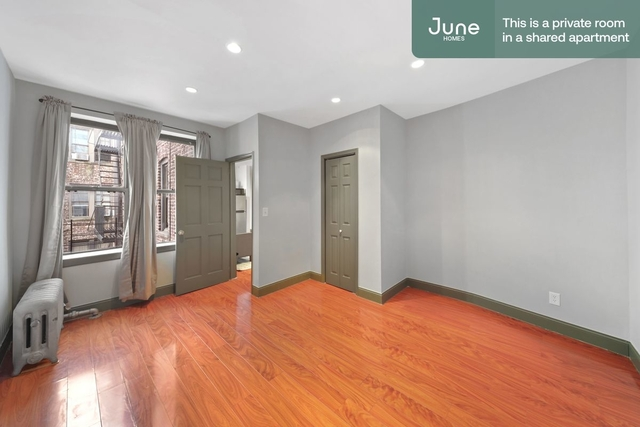 Room, East Harlem Rental in NYC for $1,475 - Photo 1