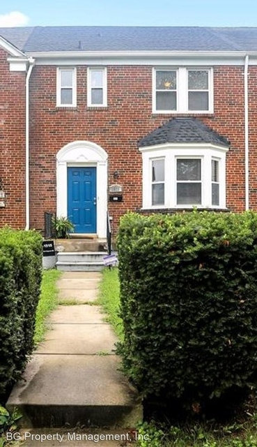 4 Bedrooms, Stonewood - Penwood - Winston Rental in Baltimore, MD for $2,000 - Photo 1