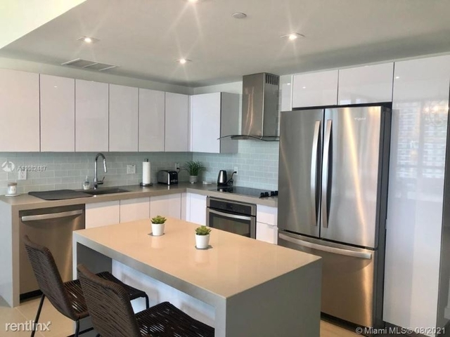 2 Bedrooms, Media and Entertainment District Rental in Miami, FL for $4,700 - Photo 1