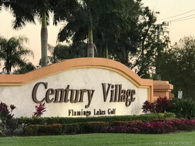 2 Bedrooms, New Hampton at Century Village Rental in Miami, FL for $1,700 - Photo 1