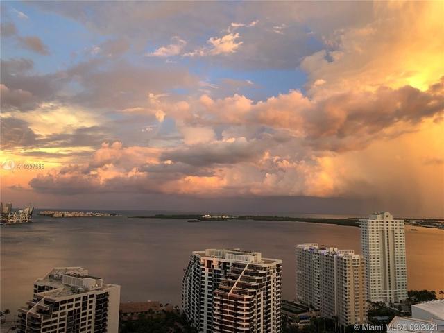 3 Bedrooms, Brickell Key Rental in Miami, FL for $10,500 - Photo 1