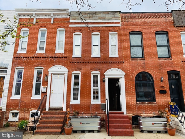 2 Bedrooms, SBIC - West Federal Hill Rental in Baltimore, MD for $1,900 - Photo 1