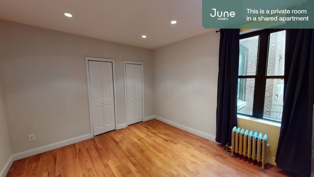 Room, East Harlem Rental in NYC for $1,525 - Photo 1