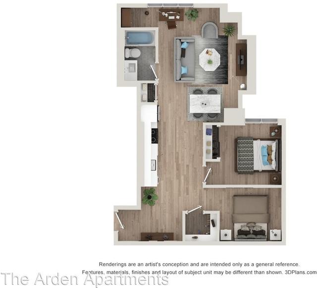 2 Bedrooms, Wilshire Center - Koreatown Rental in Los Angeles, CA for $2,675 - Photo 1