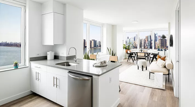 2 Bedrooms, Hunters Point Rental in NYC for $6,199 - Photo 1