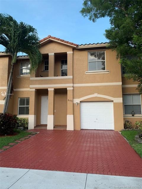 3 Bedrooms, Pembroke Falls Rental in Miami, FL for $2,900 - Photo 1