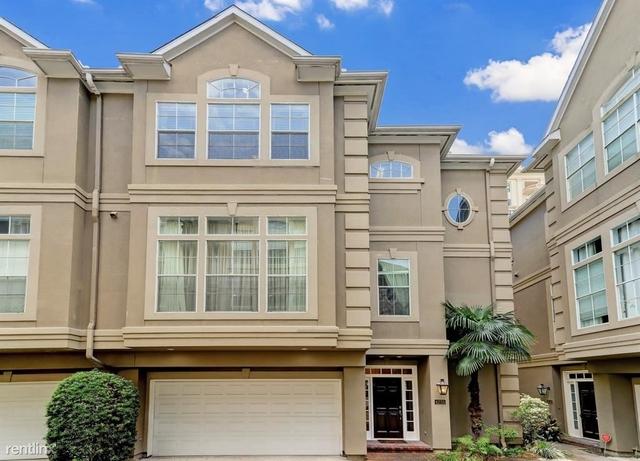 3 Bedrooms, Uptown-Galleria Rental in Houston for $3,950 - Photo 1