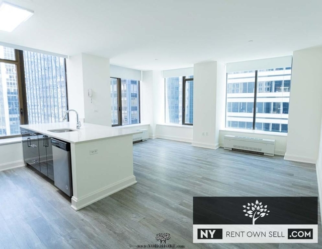 Studio, Financial District Rental in NYC for $3,491 - Photo 1
